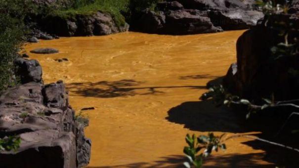 Locus Colorado Mine Spill